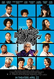 Madea's Big Happy Family Poster