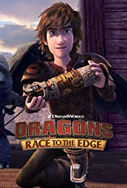 Dragons: Race to the Edge Poster