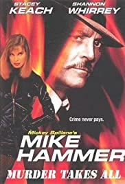 Mike Hammer: Murder Takes All Poster