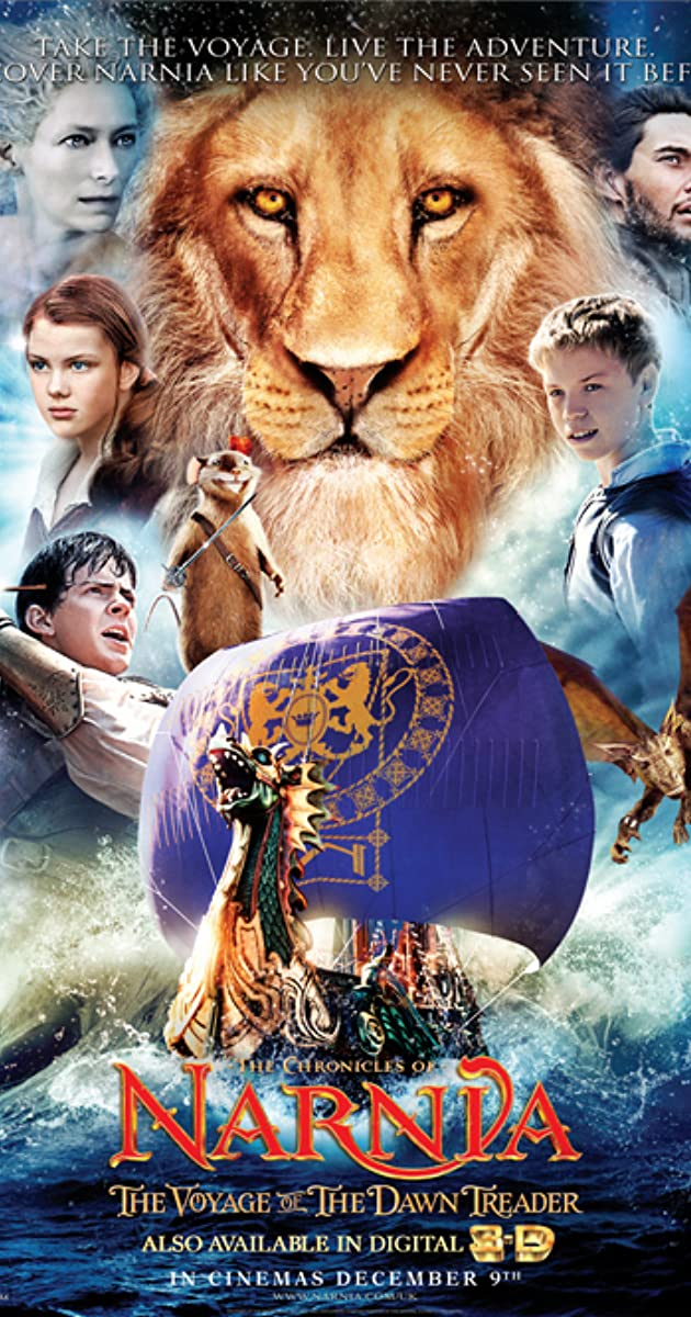 The Chronicles of Narnia: The Voyage of the Dawn Treader 2010 BRRip