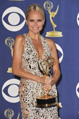 Kristin Chenoweth at event of The 61st Primetime Emmy Awards