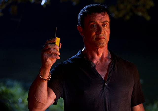 Sylvester Stallone in Bullet to the Head (2012)