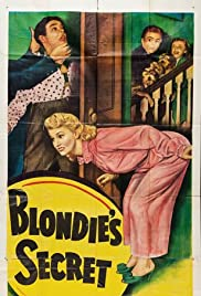 Blondie's Secret Poster