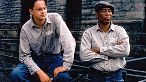 Stream The Shawshank Redemption with Plejmo
