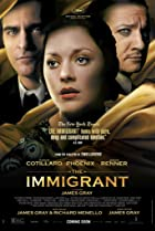 The Immigrant (2013) Poster