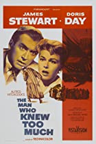 The Man Who Knew Too Much (1956) Poster