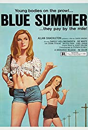 Blue Summer (1973) Poster - Movie Forum, Cast, Reviews
