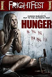 Hunger (2009) Poster - Movie Forum, Cast, Reviews