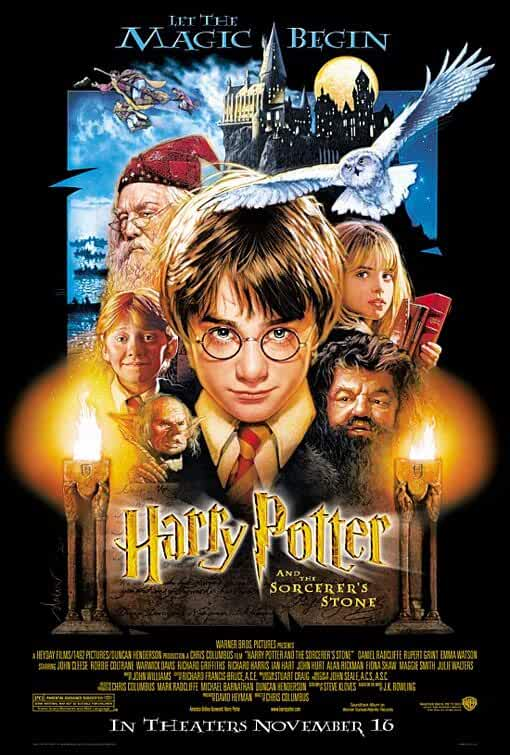 Harry Potter and the Sorcerers Stone 2001 Hindi Dual Audio 720p BRRip full movie watch online freee download at movies365.org