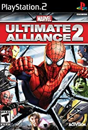 Marvel: Ultimate Alliance 2 (2009) Poster - Movie Forum, Cast, Reviews