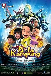 Bola Kampung: The Movie Poster