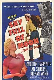 Sky Full of Moon Poster