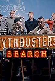 MythBusters: The Search Poster