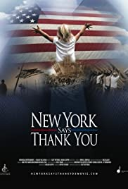 New York Says Thank You Poster