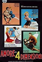 Love in Four Dimensions (1964) Poster
