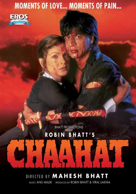 Chaahat (1996) 1.06GB 720P HDRip Hindi Movie