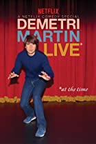 Image of Demetri Martin: Live (At the Time)