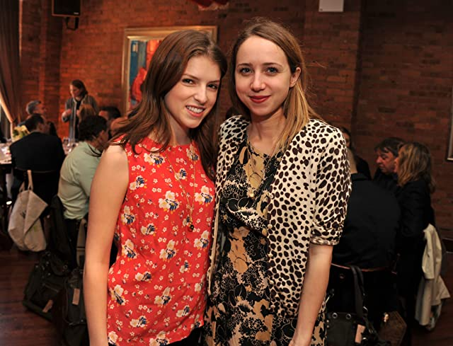 Anna Kendrick and Zoe Kazan