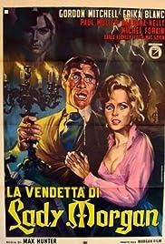 La vendetta di Lady Morgan Poster