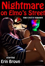 Nightmare on Elmo's Street Poster