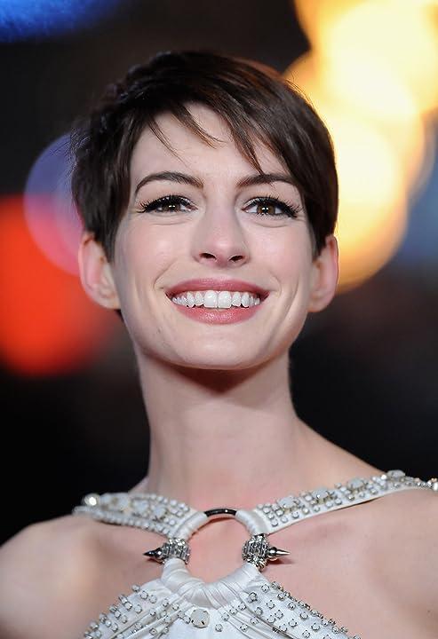 Anne Hathaway at Les Misérables (2012)