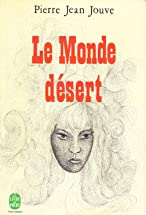 Primary image for Le monde désert