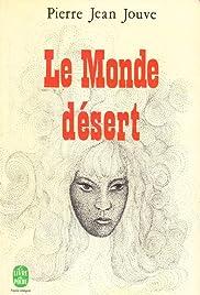 Le monde désert Poster