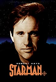 Starman Poster - TV Show Forum, Cast, Reviews