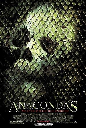 Poster Anacondas - Die Jagd nach der Blut-Orchidee