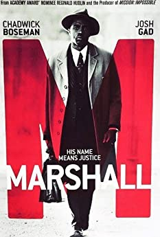 Long before he sat on the United States Supreme Court or claimed victory in Brown v. Board of Education, Thurgood Marshall was a young rabble-rousing attorney for the NAACP. 'Marshall' is the true story of his greatest challenge in those early days -- a fight he fought alongside attorney Sam Friedman, a young lawyer with no experience in criminal law: the case of black chauffeur Joseph Spell, accused by his white employer, Eleanor Strubing, of sexual assault and attempted murder.