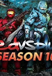 Red vs. Blue: Season 10 Poster