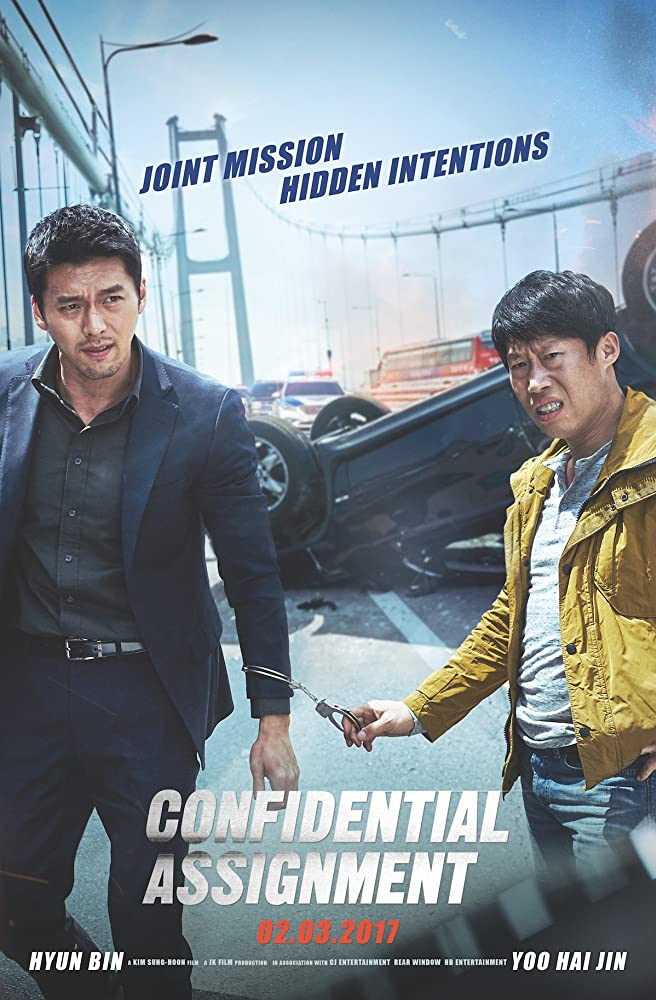 Confidential Assignment 2017 Dual Audio Movie 850Mb