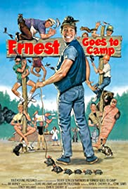 Ernest Goes to Camp (1987) Poster - Movie Forum, Cast, Reviews