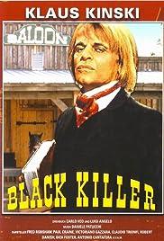 Black Killer(1971) Poster - Movie Forum, Cast, Reviews
