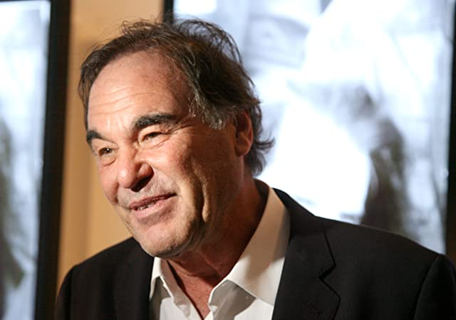 Oliver Stone at Born on the Fourth of July (1989)