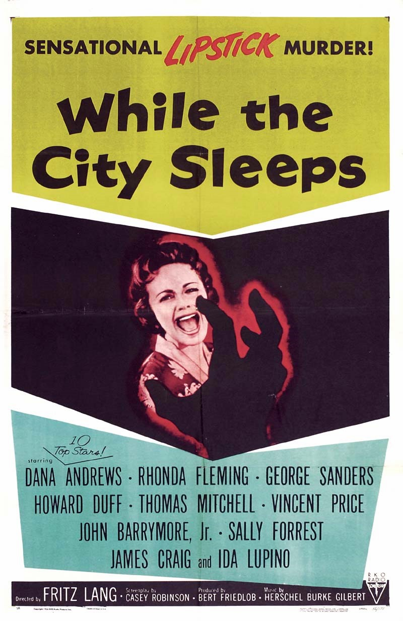 image While the City Sleeps Watch Full Movie Free Online