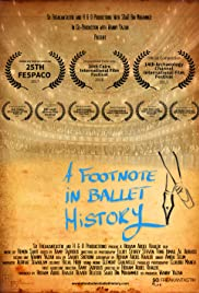 A Footnote in Ballet History? Poster