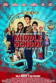 Middle School The Worst Years of My Life 2016 720p BRRip x264 AAC-ETRG 700MB