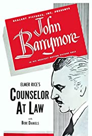 Counsellor-at-Law (1933) Poster - Movie Forum, Cast, Reviews