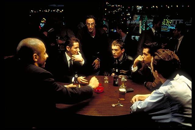 Giovanni Ribisi, Vin Diesel, and Nicky Katt in Boiler Room (2000)