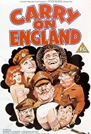 Carry on England Poster