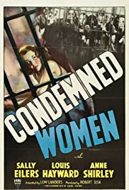Condemned Women (1938) Poster - Movie Forum, Cast, Reviews