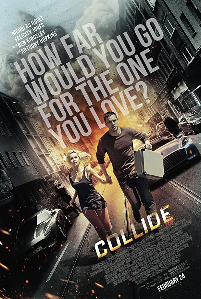 Collide movie poster thumbnail link to detail view