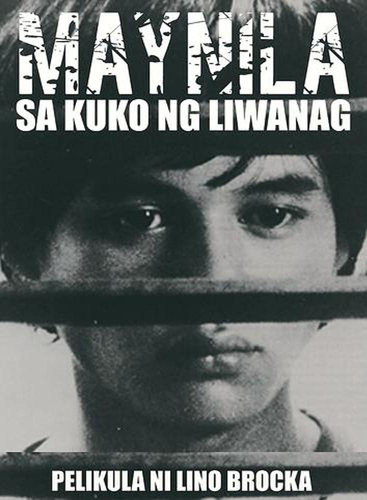 Maynila sa mga kuko ng liwanag (1975) HDRip