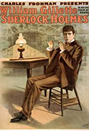 Sherlock Holmes(1916) Poster - Movie Forum, Cast, Reviews