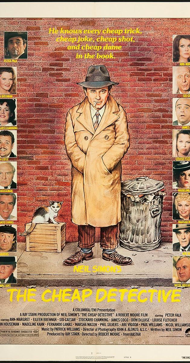 Pigus detektyvas / The Cheap Detective (1978) online