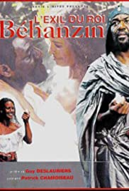 L'exil du roi Behanzin Poster
