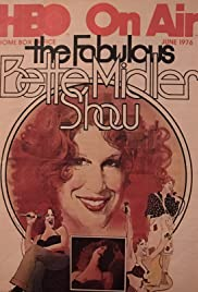 The Bette Midler Show Poster