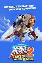 Image of Space Chimps 2: Zartog Strikes Back