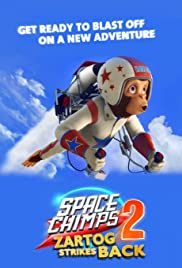Space Chimps 2: Zartog Strikes Back (2010) Poster - Movie Forum, Cast, Reviews
